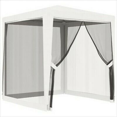 AU111.76 • Buy 2x2 M Outdoor Patio Gazebo Garden Canopy Cover Party Tent With Mesh Side Walls