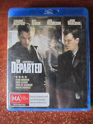 £2.63 • Buy Dvd Blu-ray The Departed  *** Must See ****
