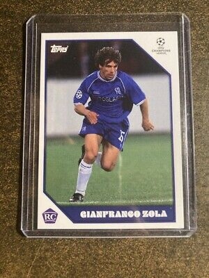 £8.64 • Buy Topps Lost Rookie Card Collection - Gianfranco Zola