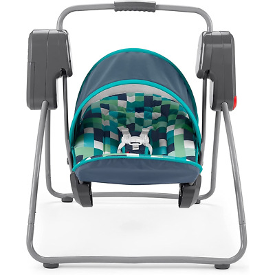 £59.99 • Buy Fisher-Price On The Go Swing Automatic Baby Sleep Travel Picnic Outdoor Indoor