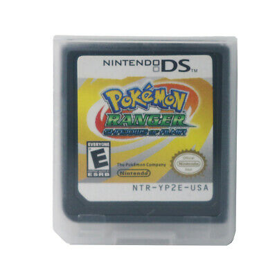 $15.99 • Buy Pokemon Ranger Shadows Of Almia Game Card For 3DS Lite NDSI DSI Game Card Only