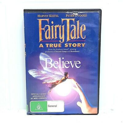 £3.18 • Buy Fairytale - A True Story (DVD, 2009) Region 4, Pal EXCELLENT CONDITION