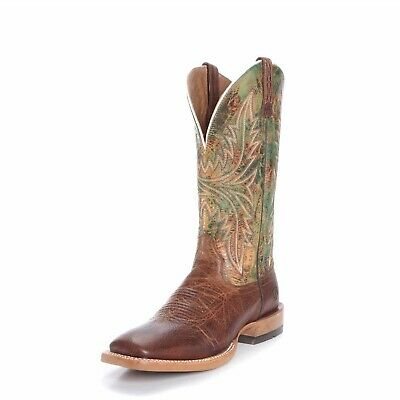 $150 • Buy Ariat Mens Square Toe Western Cowboy Boots 10029752 10D