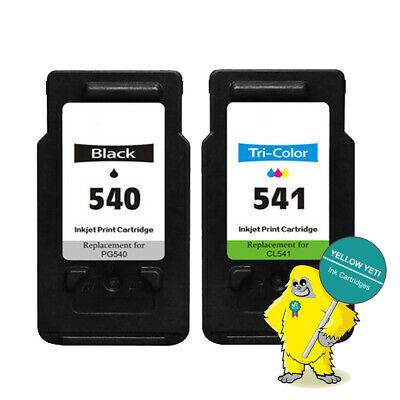 £24.89 • Buy 2 Ink Cartridge For Canon PG540XL CL541XL PIXMA MG4250 MG2150 MG3350 MX430