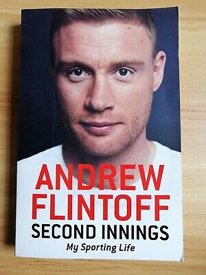 £1 • Buy Second Innings: My Sporting Life By Andrew Flintoff (Paperback, 2016)