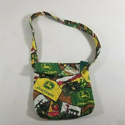 AU24.70 • Buy VTG Small Purse Kids Play Bag Tractor Toy Costume Country