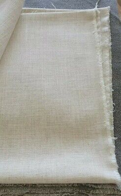 £35 • Buy LOAF BAMBOO SOFTIE ALABASTER UPHOLSTERY FABRIC 350cm X 140cm + 170cm X 70cm