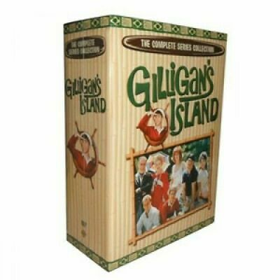£39.49 • Buy Gilligans Island Season 1-3 DVD Box Set 1,2,3 Complete Series Collection New