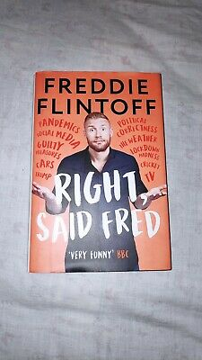 £0.99 • Buy Right, Said Fred By Andrew Flintoff (Hardcover, 2020)