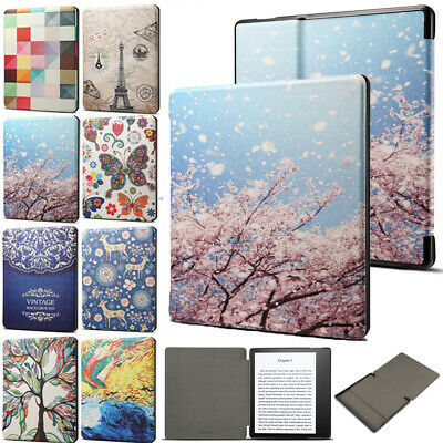 AU12.66 • Buy Smart Cover Leather Case For Amazon Kindle Oasis 2017 2019 9th 10th Gen E-reader