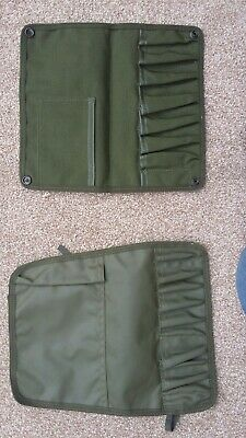 £5.99 • Buy SA80 Rifle Cleaning Kit Tool Roll  Two Types (Both New And Unissued)