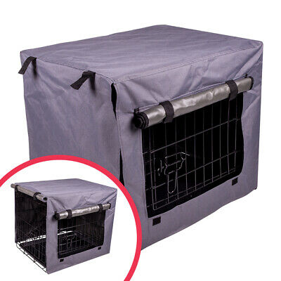 £24.99 • Buy Dog Crate Cover Quiet Time Pet Cage Cover Waterproof S M L XL AllPetSolutions