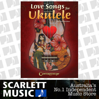 AU31.95 • Buy Love Songs For Ukulele (Softcover Book)