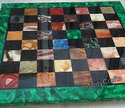 AU2740.23 • Buy 36  Marble Dining Table Top Inlay Geometric Design Coffee Table For Restaurant