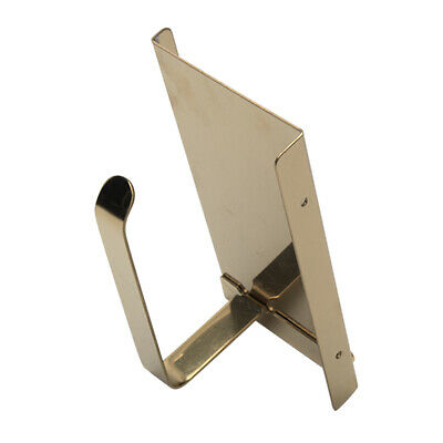 AU16.84 • Buy Wall Mounted Bathroom Toilet Paper Holder Rack Tissue Roll Stand Stainless New