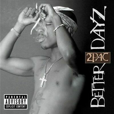 £6.99 • Buy 2Pac – Better Dayz [New & Sealed] CD