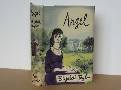 £369 • Buy Angel By Elizabeth Taylor. 1st Edition. (1957). Signed By The Author. Vg/vg.