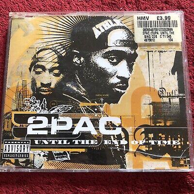 £2.99 • Buy 2Pac – Until The End Of Time - CD Single