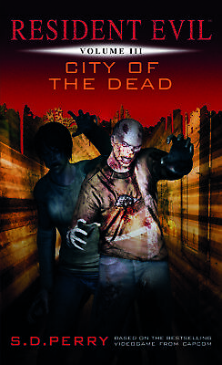 AU20.79 • Buy BOOK NEW Resident Evil Vol III - City Of The Dead By Perry, S. D. (2016)