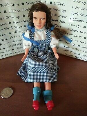 £7.60 • Buy ✨VINTAGE THE WIZARD OF OZ  DOROTHY  DOLL By MULTI TOYS**1988**✨