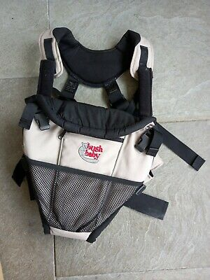 £12 • Buy Bush Baby Cocoon Soft Baby Infant Carrier Sling Gray