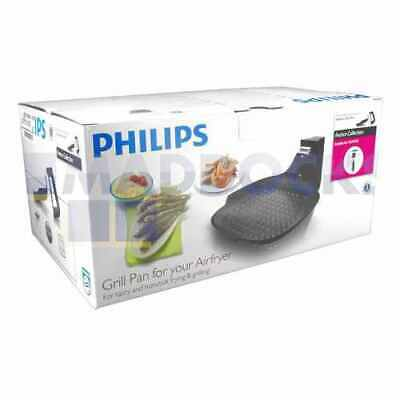 AU131.10 • Buy Original Philips HD9240, XL HD9240 Series Advance Collection Airfryer Grill Pan