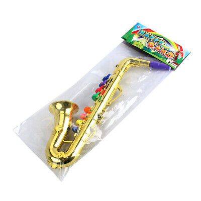 £12.83 • Buy 1 Pc Trumpet Toy Durable Plastic Professional Musical Instrument For Kids Gift
