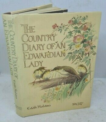 £13 • Buy The Country Diary Of An Edwardian Lady By Edith Holden (Hardcover, 1977) 4th Imp