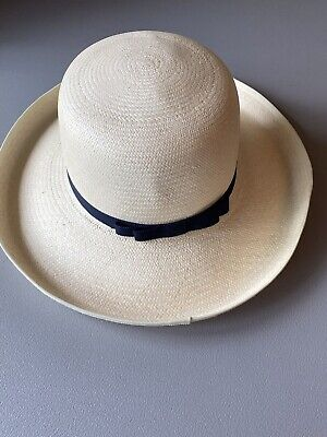 £15 • Buy Olney Genuine Panama Hat Medium Size Made In England Great Condition