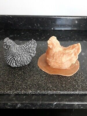 £15 • Buy Garden Ornament Latex Rubber Mould Of A Chicken