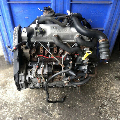 £374.95 • Buy Ford Focus / Connect 1.8 Tddi Engine Complete With Fuel Pump / Injectors 98-04