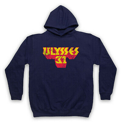 £24.99 • Buy Ulysses 31 Unofficial Retro Cartoon 1980's Animation Adults Unisex Hoodie