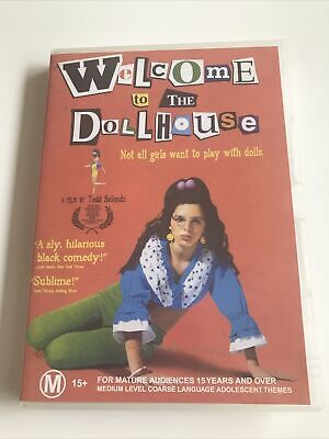 £13.75 • Buy Welcome To The Dollhouse (DVD, 2005) 15+ Region 4 Aussie VHS Version On Disc