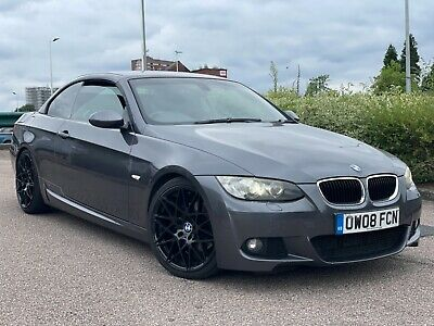 £3650 • Buy 2008 Bmw 320d M Sport Coupe E92 Fsh 2 Keys Px Swaps Delivery
