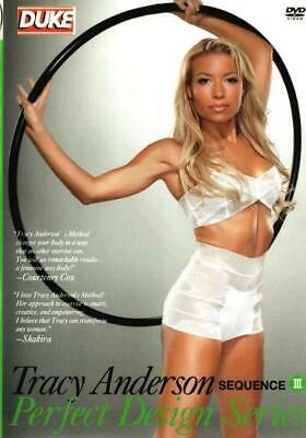 £4.90 • Buy Tracy Anderson Method Perfect Design Series Sequence 3 DVD | Region Free