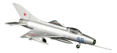AU22.83 • Buy 1/144 Cold War Fighter: Mikoyan Mig-21F-13  Fishbed  [USSR +PLA] #2A :  FTOYS