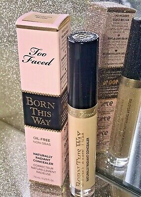 £15.80 • Buy Too Faced Born This Way Naturally Radiant Concealer Shade: MEDIUM NUDE 7ml New
