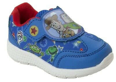£14.95 • Buy Boys Toy Story Woody Buzz Lightyear Character Sports Trainers Shoes Uk Size 6-12