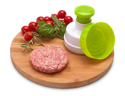 £5.59 • Buy Quarter Pounder Maker Beef Burger Meat Patty Mould Press BBQ Grill Kitchen Tool