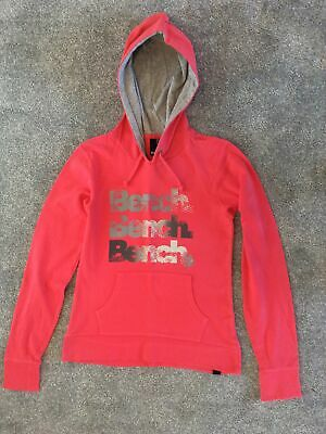 £8.99 • Buy Bench Ladies Casual Red Hoodie Size L