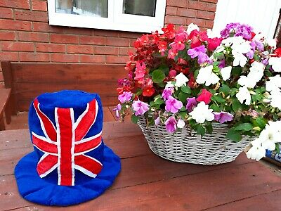 £5.95 • Buy Union Jack Flag Juster Hat