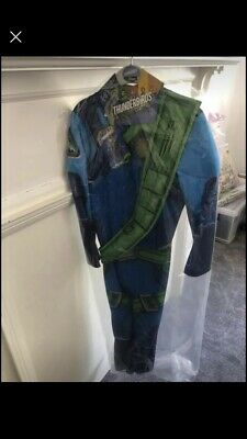 £8 • Buy Thunderbirds Are Go Virgil Tracy Costume Age 7/8 Sound Feature Not Working- New