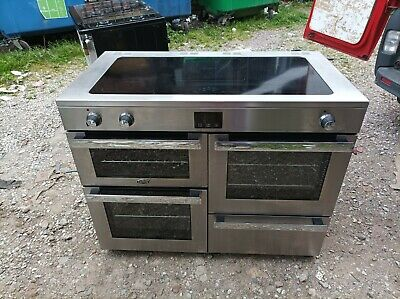 £350 • Buy Belling Induction Electric Range Cooker 100cm Width Stainless Steel Colour⭐⭐⭐⭐⭐