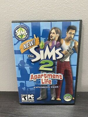 £11.05 • Buy Sims 2: Apartment Life Expansion Pack (PC, 2008) Complete W/ Manual