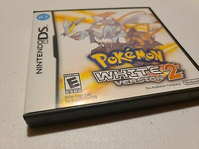 $139.99 • Buy Pokemon White 2 Nintendo DS CIB AUTHENTIC With All Inserts!!!!