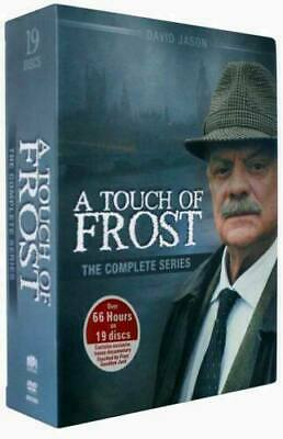 £39.49 • Buy A Touch Of Frost ITV Season 1-15 DVD Box Set Complete TV Series Collection New