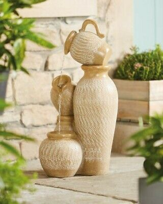 £69 • Buy Easy Fountain Jug Water Feature BRAND NEW