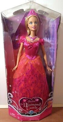 £43.41 • Buy Barbie And The Diamond Castle Doll Damaged Box