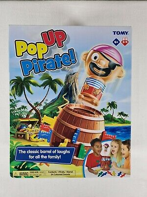 £8.50 • Buy Tomy Pop Up Pirate! NEW