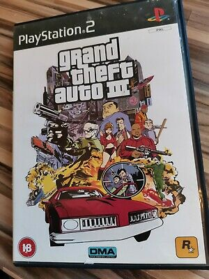 £1.09 • Buy Grand Theft Auto 3 (Sony PlayStation 2, 2001) - Ps2 Game No Manual